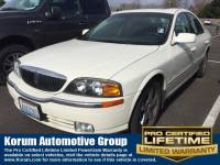 Used 2002 Lincoln LS V8 Auto Sedan V-8 cyl for Sale in Puyallup near Tacoma