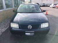 2001 Volkswagen Jetta GLX VR6