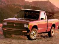 1992 Chevrolet S-10 Base Truck Standard Cab