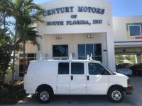 2015 Chevrolet Express Cargo Van 1 Owner Clean CarFax Racks and Bins Trailer Hitch