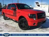 Used 2013 Ford F-150 FX4 Four Wheel Drive 4 Door Pickup