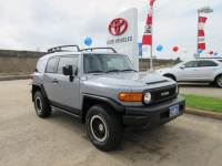 Used 2013 Toyota FJ Cruiser Base SUV 4WD For Sale in Houston