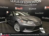 Pre-Owned 2014 Lexus ES 350 Touring Package Front Wheel Drive 4 Door Car
