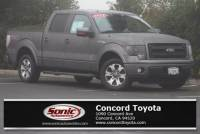 Used 2013 Ford F-150 2WD SuperCrew 5-1/2 Ft Box FX2