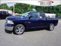2015 Ram 1500 Big Horn Eco Diesel 4x4 Big Horn Quad Cab 6.3 ft. SB Pickup