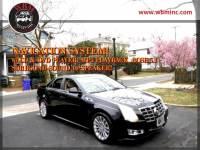 2012 Cadillac CTS Premium AWD Sedan
