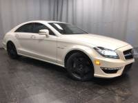 2013 Mercedes-Benz CLS 63 AMG Base (A7) Coupe Rear-wheel Drive