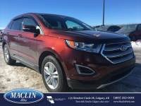 Certified Used 2016 Ford Edge SEL