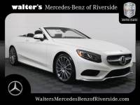 Pre-Owned 2017 Mercedes-Benz S 550 Sport