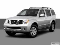 2007 Nissan Pathfinder LE SUV