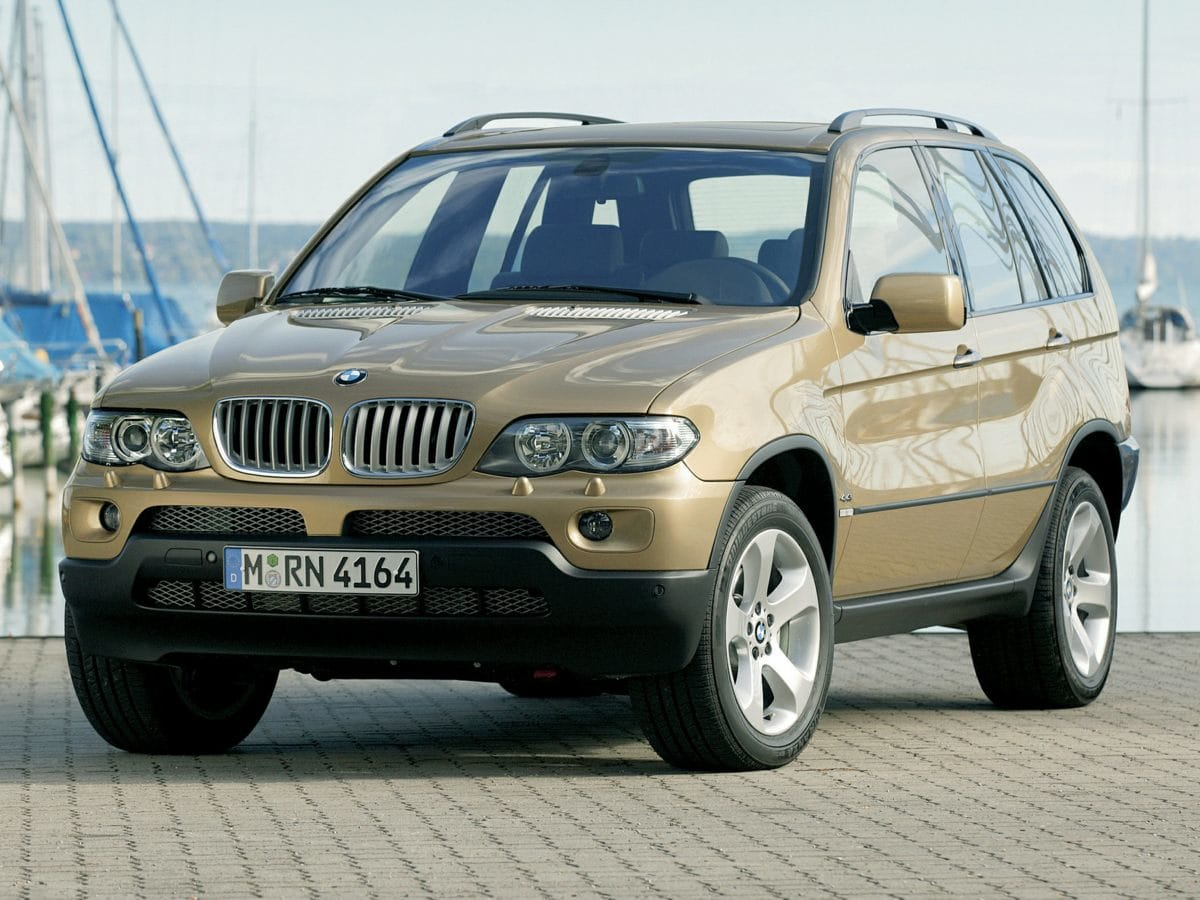 Photo Used 2006 BMW X5 3.0i SUV For Sale in Paramus, NJ
