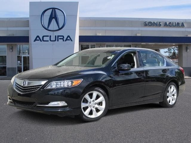 Photo 2014 Acura RLX Navigation