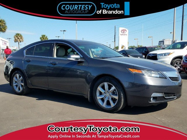 Photo Pre-Owned 2013 Acura TL With Technology Package Sedan near Tampa FL