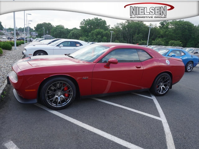 Photo 2016 Dodge Challenger SRT 392 6 Speed Manual SRT 392 Coupe