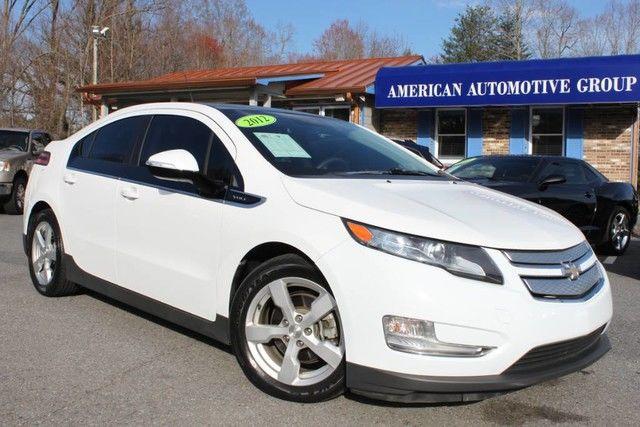Photo 2012 Chevrolet Volt