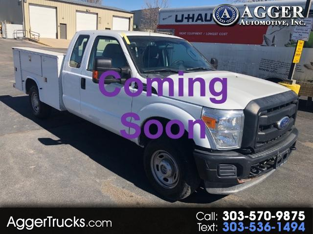 Photo 2011 Ford F-250 SD XLT SuperCab Long Bed 4WD Utility