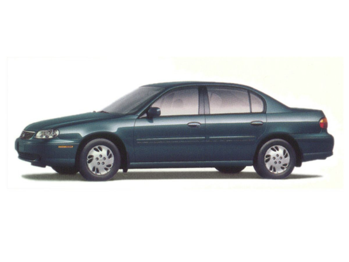 Photo Used 1998 Chevrolet Malibu For Sale  Bel Air MD