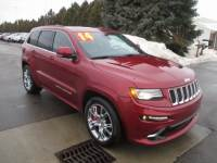 CERTIFIED PRE-OWNED 2014 JEEP GRAND CHEROKEE SRT 4WD