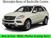 Certified Pre-Owned - 2013 Mercedes-Benz M-Class ML 350 4MATIC® SUV