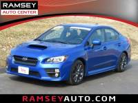 Certified Pre-Owned 2015 Subaru WRX AWD Man Limited near Des Moines, IA