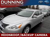 Used 2015 Nissan Altima 2.5 SV For Sale In Ann Arbor