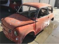 Classic Fiat 600