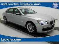 Used 2014 BMW 7 Series For Sale | Springfield VA