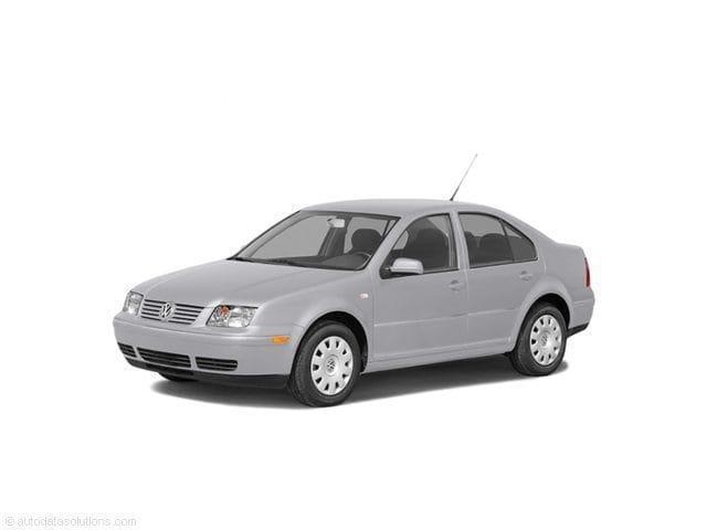 Photo Used 2004 Volkswagen Jetta GL For Sale in Sunnyvale, CA