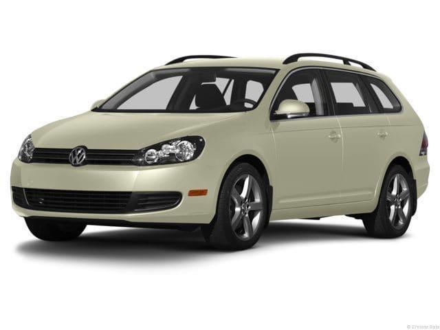 Photo 2013 Volkswagen Jetta SportWagen 2.0L TDI wSunroofNavigation Wagon