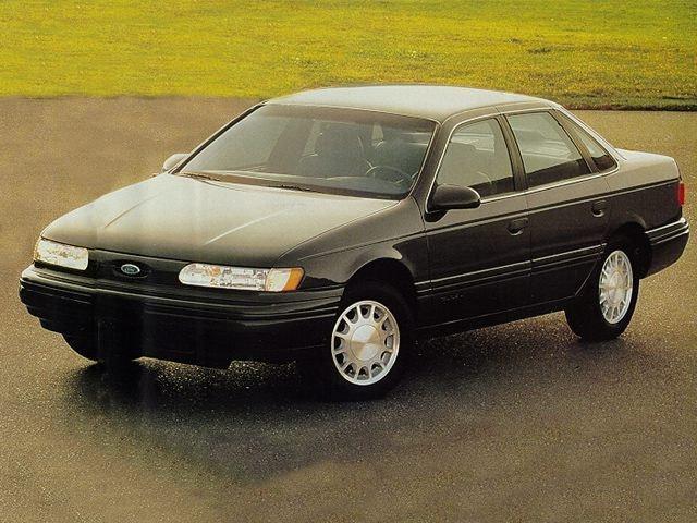 Photo 1992 Ford Taurus GL Sedan