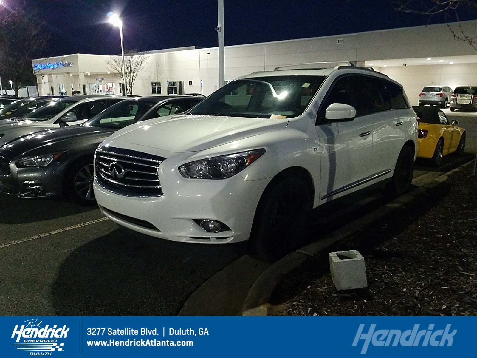 Photo 2014 INFINITI QX60 with Premium Package SUV in Franklin, TN
