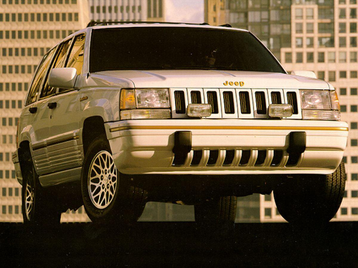Photo 1995 Jeep Grand Cherokee Limited SUV for sale near, Everett WA