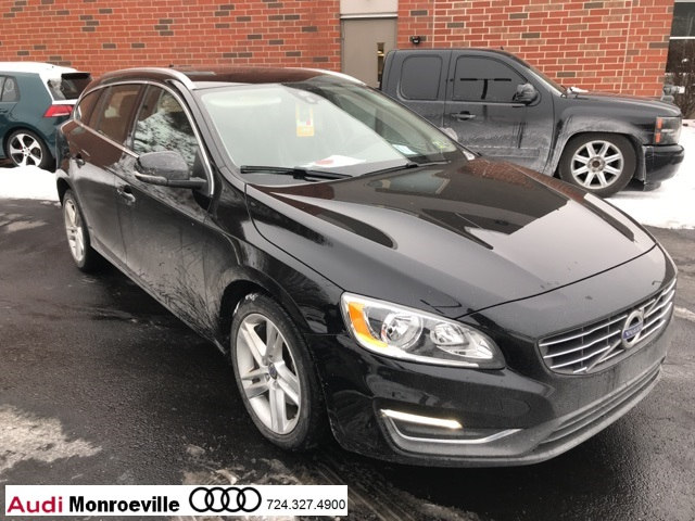 Photo Pre-Owned 2015 Volvo V60 For Sale near Pittsburgh, PA  Near Greensburg, McKeesport,  Monroeville, PA  VINYV126MEB8F1207998
