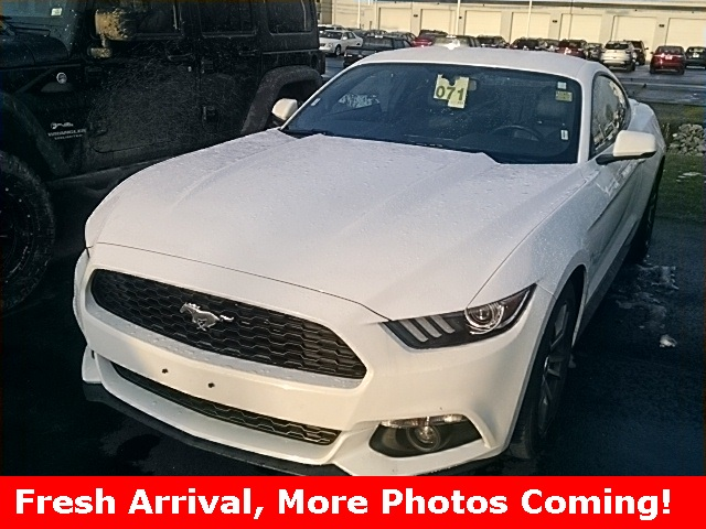 Photo 2017 Ford Mustang Ecoboost Premium Coupe