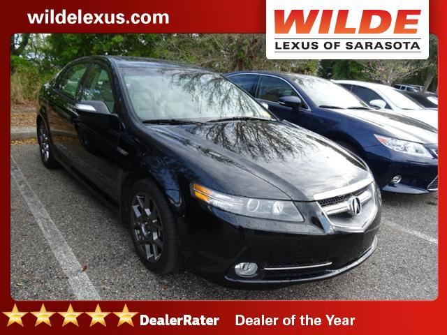 Photo Pre-Owned 2008 Acura TL Type-S HPT FWD 4dr Car