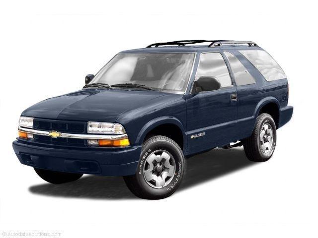 Photo 2002 Chevrolet Blazer LS