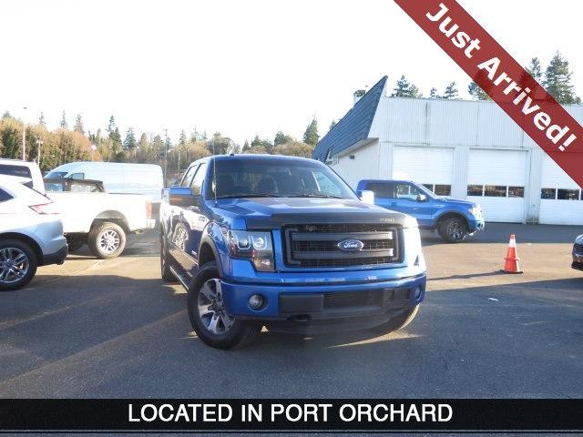 Photo Used 2013 Ford F-150 for Sale in Tacoma, near Auburn WA