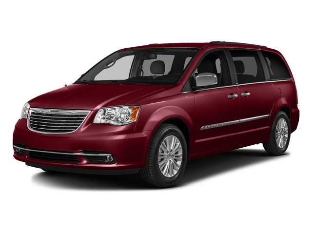 Photo Certified Pre-Owned 2016 Chrysler Town  Country Touring-L Anniversary Edition Mini-van, Passenger For Sale Saint Clair, Michigan