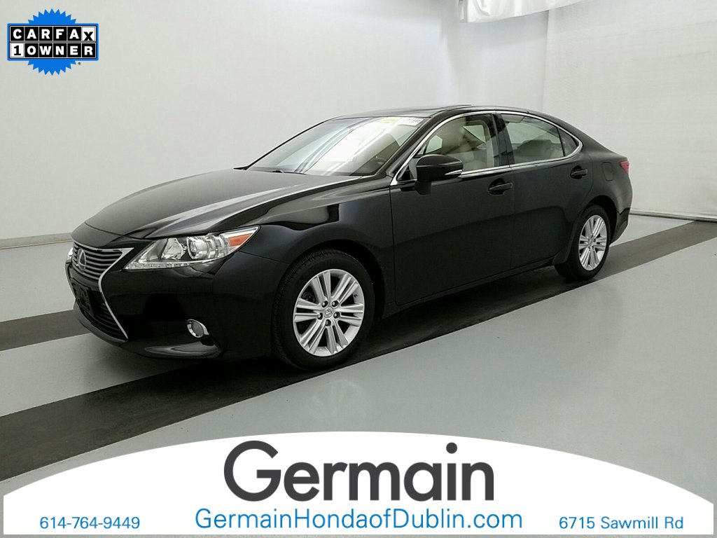 Photo Used 2015 LEXUS ES 350 350 For Sale Dublin OH  Stock A3608