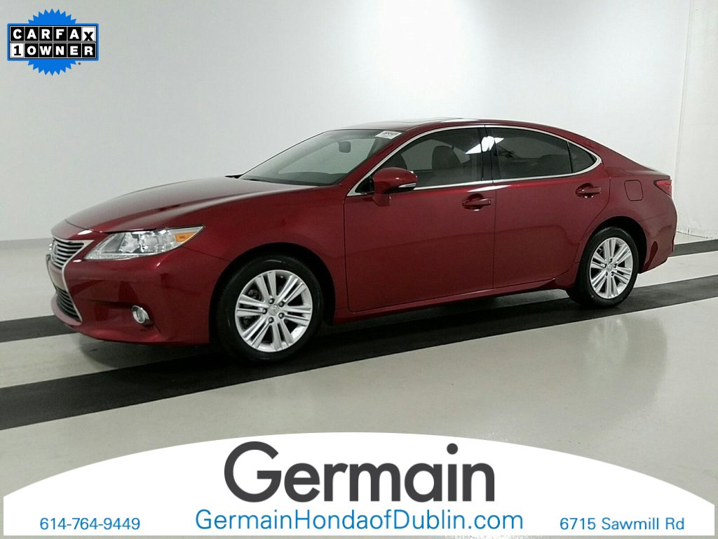 Photo Used 2015 LEXUS ES 350 350 For Sale Dublin OH  Stock F3590