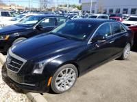 Used 2017 Cadillac ATS 2.0L Turbo Luxury in Cincinnati, OH