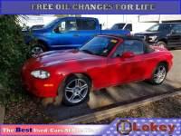 Used 2004 Mazda MX-5 Miata Base Convertible in Clearwater, FL