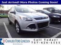 2014 Ford Escape Titanium SUV GTDI ECOBOOST ENGINE