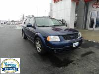 2005 Ford Freestyle Limited Wagon