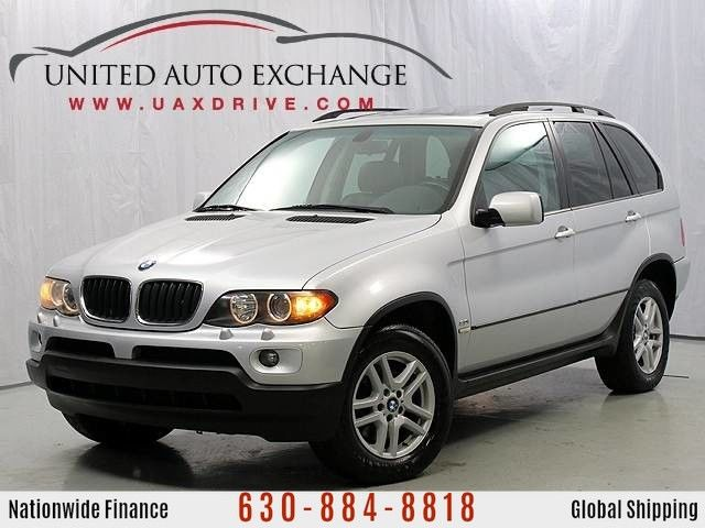 Photo 2006 BMW X5 3.0i AWD - Cold Weather Package - Pano Roof - Power Heated Seats w Memory  Lumbar Support