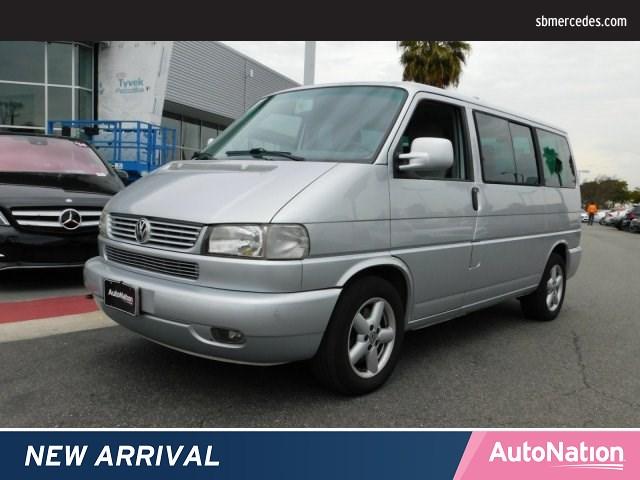 Photo 2002 Volkswagen EuroVan GLS Van