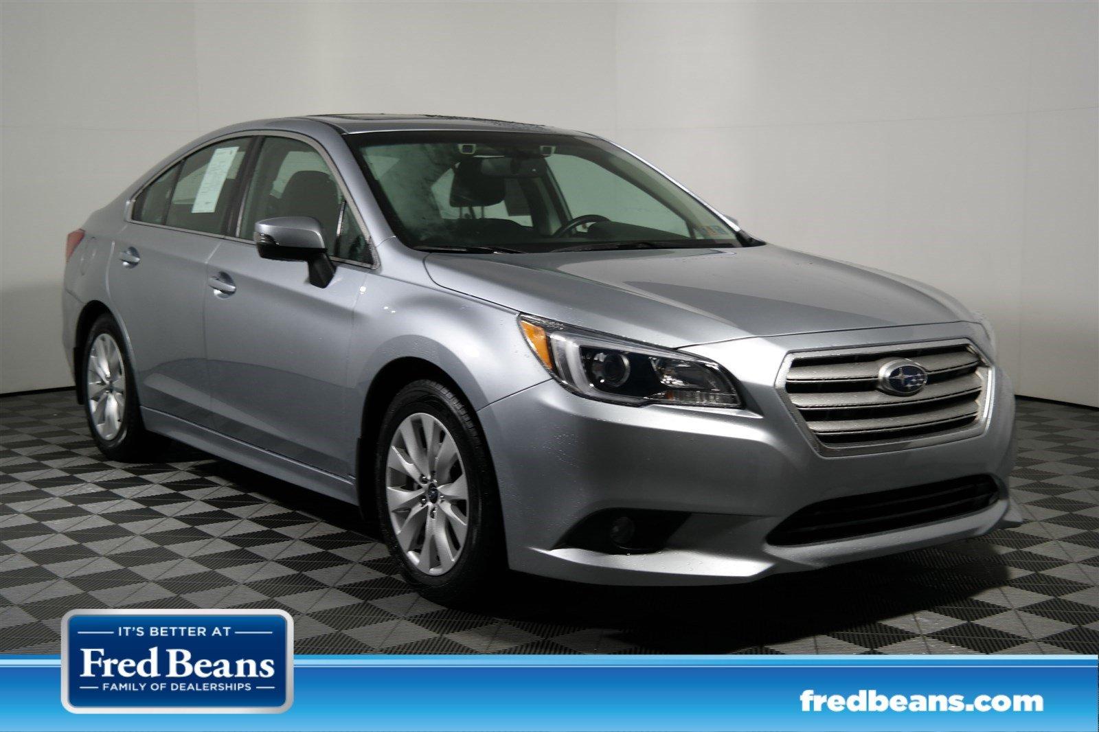 Photo Certified Used 2015 Subaru Legacy 2.5i Premium For Sale in Doylestown PA - Serving Allentown, Jenkintown  Sellersville  4S3BNAH65F3048688