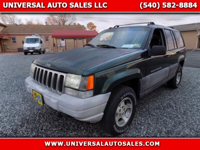 Photo 1996 Jeep Grand Cherokee Laredo 4WD