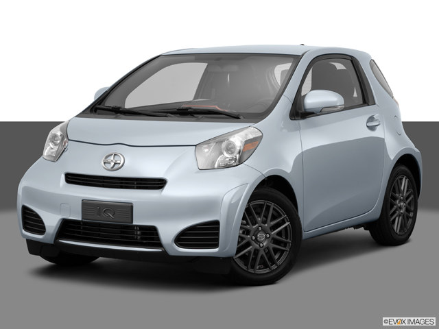 Photo Pre-Owned 2014 Scion iQ Base Hatchback in Jackson MS