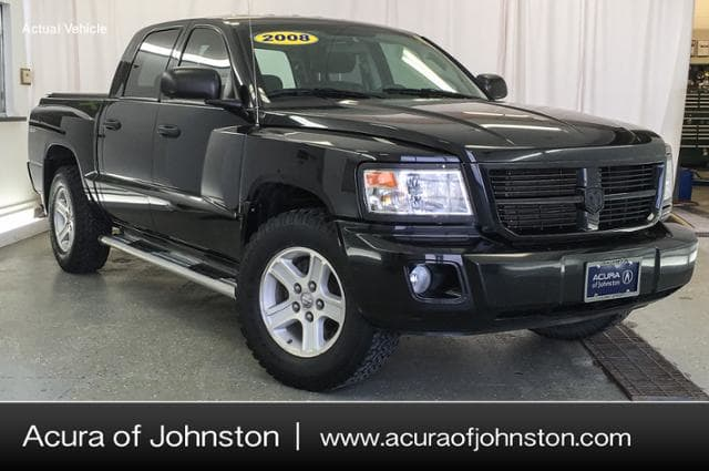 Photo Used 2008 Dodge Dakota Sport in Johnston
